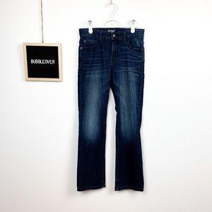 Cat & Jack Straight Leg Blue Jeans